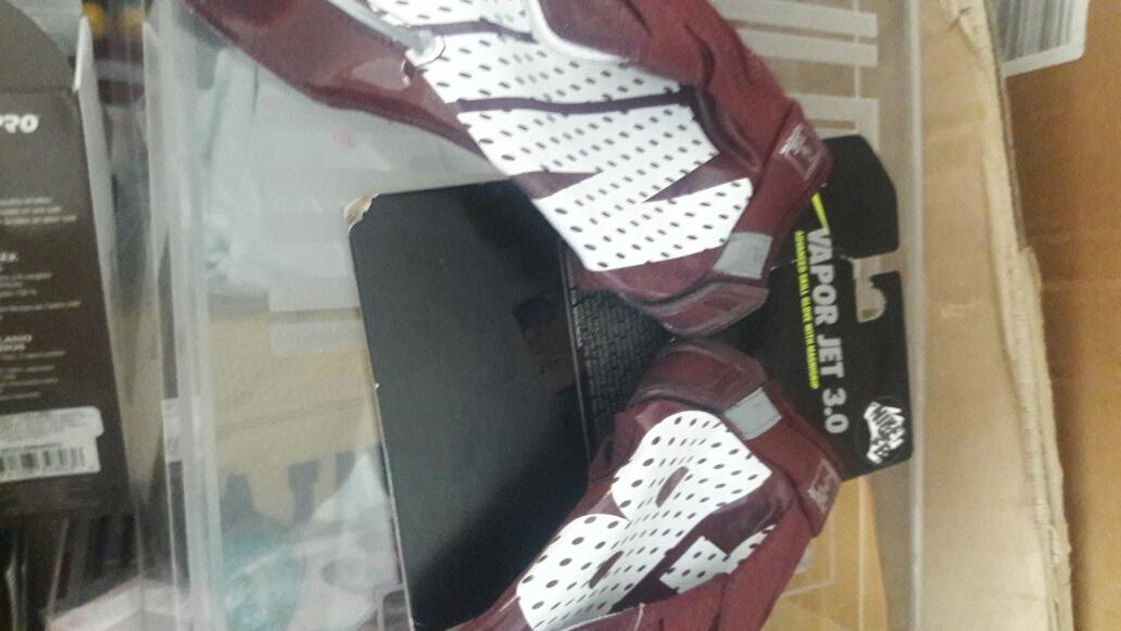 8dc19d28f66a7 Guantes Nike Vapor Jet 3.0 Fb -   975.00 en Mercado Libre