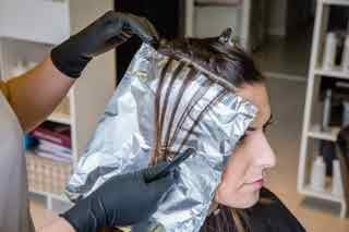 guantes nitrilo peluqueria tintura y alisados sin polvo