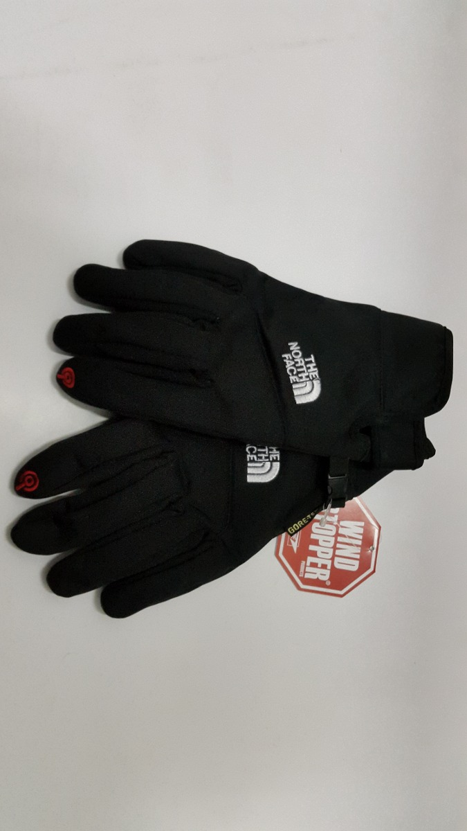 guantes termicos north face