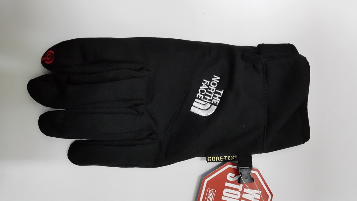 guantes north face impermeable