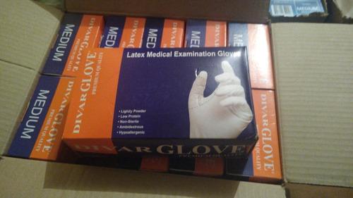 guantes ofertas látex vinilo reparto a domicilio