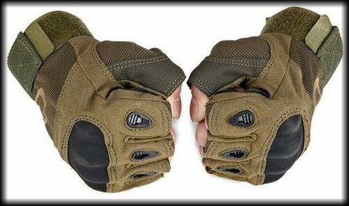 guantes ok deportes, táctico, militar + envio gratis