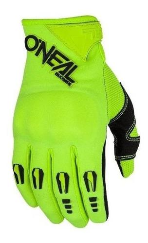 guantes oneal hardwear iron yellow moto bicicleta mtb enduro
