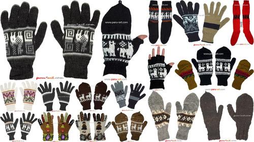 guantes para adultos artesania regalo exclusivos unisex