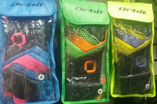guantes para arquero con varilla protector antifracturante