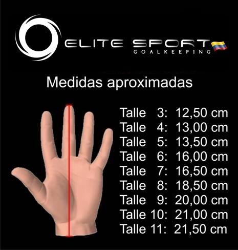 10337874a7952 Guantes Para Arquero Elite Hunter 2 - Niños -   205.000 en Mercado Libre