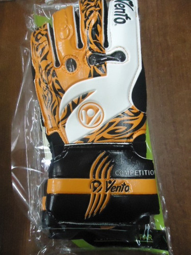 guantes para arqueros de futbol vento entrenamiento