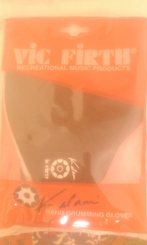guantes para baterista marca  vic firth