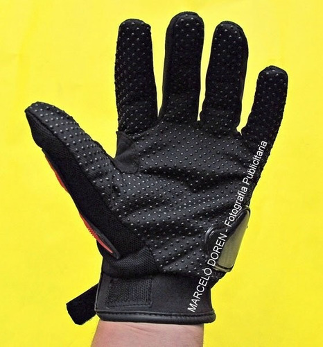 guantes para bicicleta ( ktm ) con nudillos reforzados !!!!