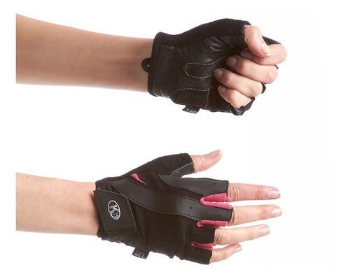 guantes para gimnasio de cuero ideal para pesas gym fitness