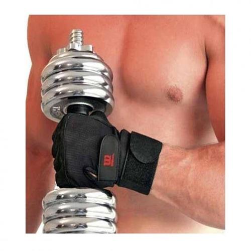 guantes para gym pesas fitness de cuero alto rendimiento