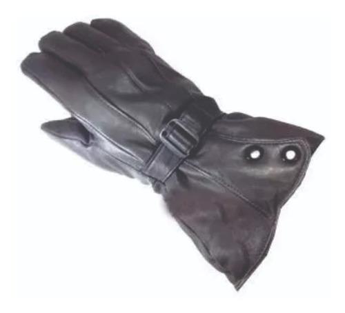 guantes para invierno largos moto ajustables en la muñeca