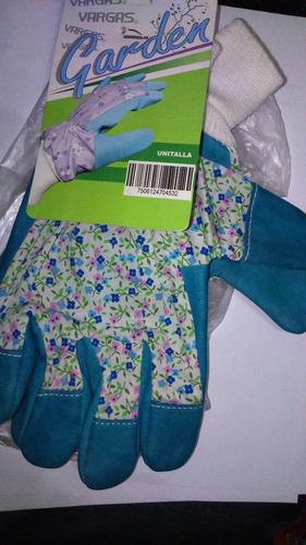 guantes para jardinería vargas