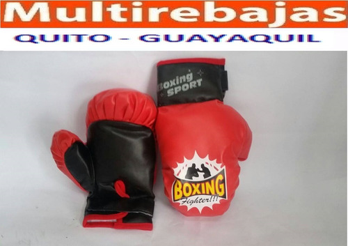 guantes para karate boxeo de niños acolchonados