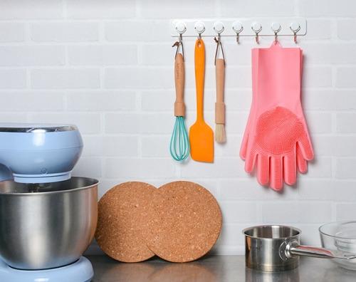 guantes para lavar