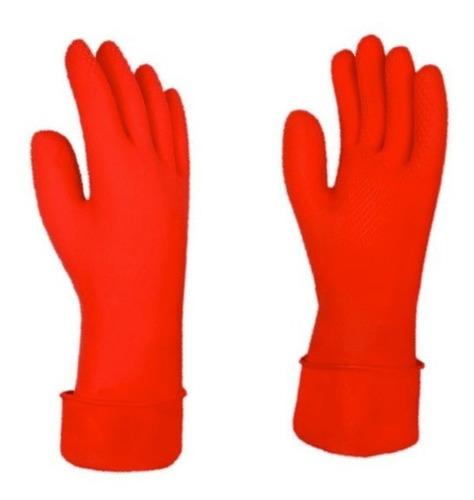 guantes para lavar trastes y cocina vitex satinados talla 9