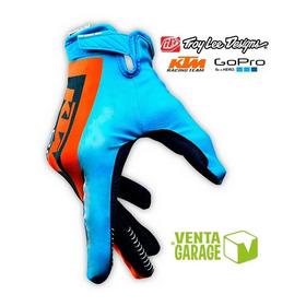 Guantes Para Moto Troy Lee Design - Colección Ktm / Gopro