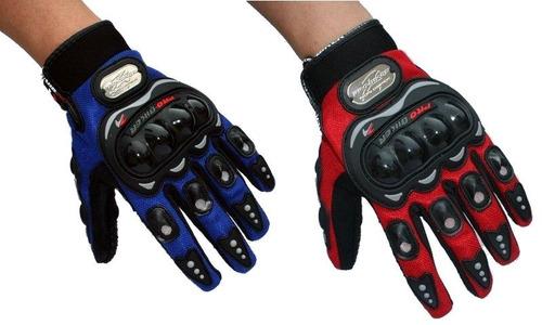 guantes para moto y siclismo de clevar