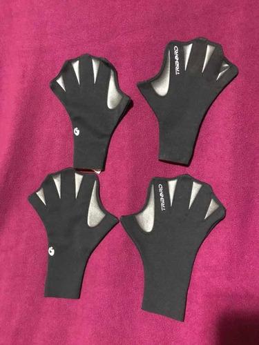 guantes para nadar tribord original m y l