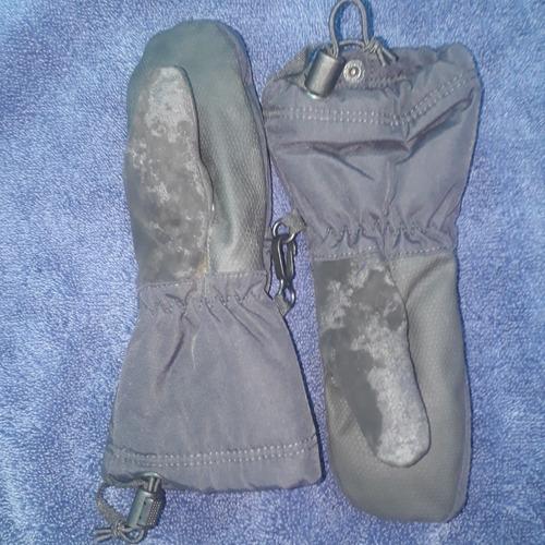 guantes para nieve frio marmot de niños
