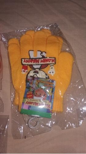 guantes para niños