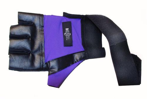 guantes para pesas con muñequera!! super reforzados