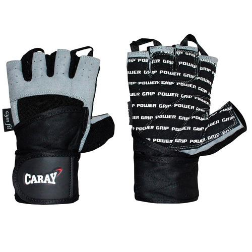 guantes para pesas gimnasio gym deporte con muñequera
