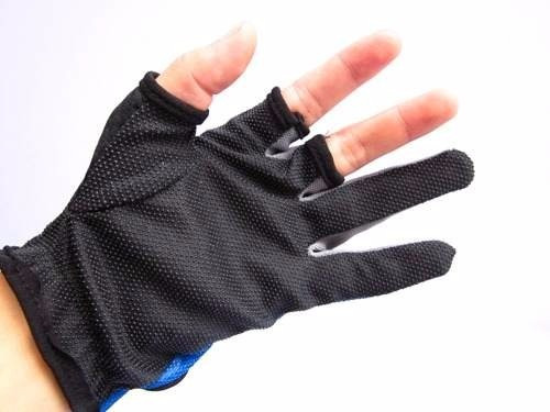 guantes para pesca profesional deportiva camping resistente