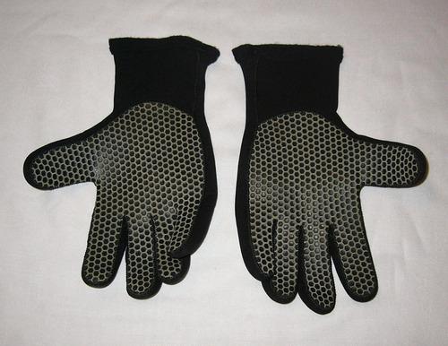 guantes pino, buceo