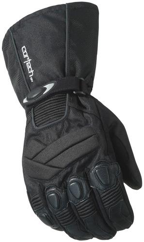 guantes p/motonieve cortech cascade 2.1 p/hombre negro 2xl