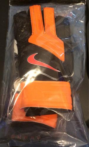 guantes portero futbol nike talla 9