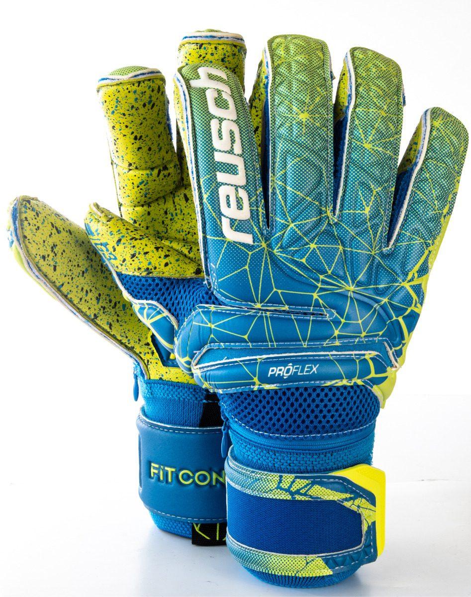 guantes portero reusch fit control deluxe g3 - golero sport. Cargando zoom. ef395f8329fd9