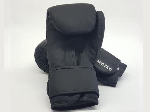 guantes premium platinum proyec boxeo box kick muay thai
