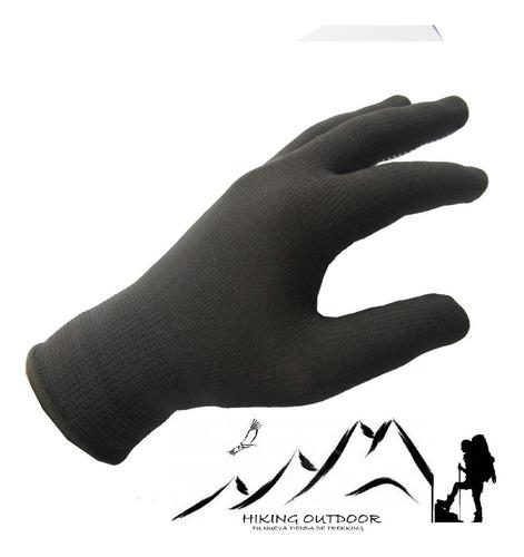 guantes primera capa (kit) trekking / hiking outdoor