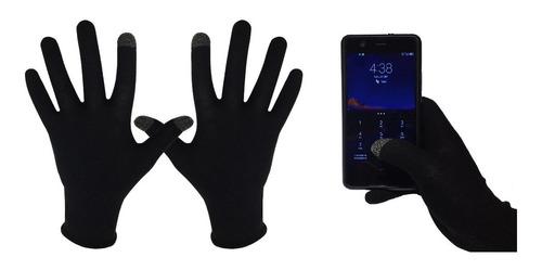 guantes primera piel natway tactil touch celular moto bici