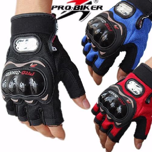 guantes pro-biker bicicletas y/o motocicletas