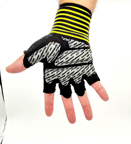 guantes pro gym crossfit mujer hombre