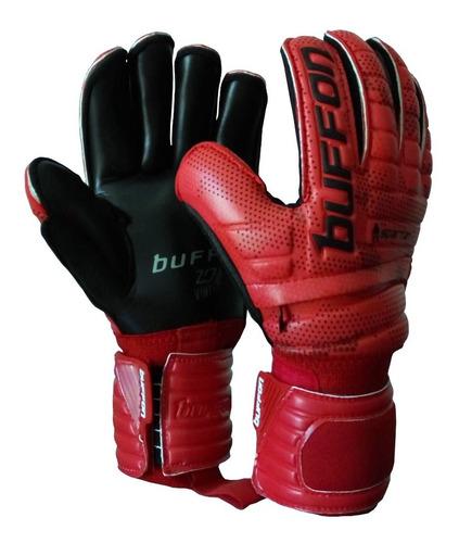 guantes pro para portero buffon spartan con varillas - envio y personalizado gratis - mundo arquero