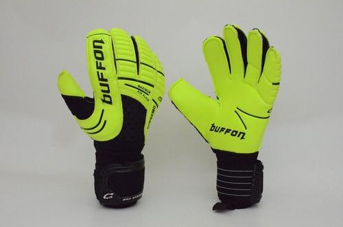 guantes profesionales buffon supremo 4 mm de palma talla 9