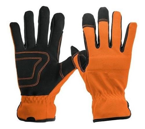 guantes profesionales palma reforzada truper 10848