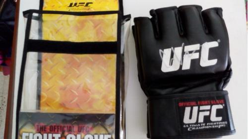 guantes profesionales ufc originales firmados