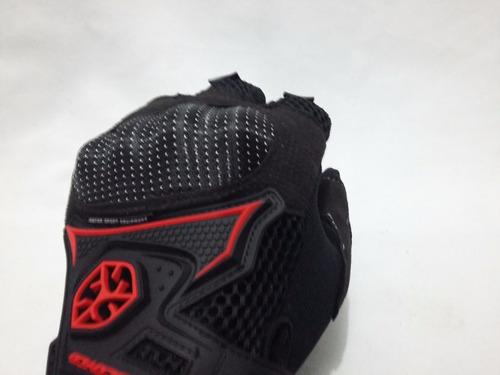 guantes proteccion nudillos fibra y plastico de alta dureza