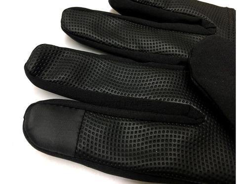 guantes punto extremo largos termico impermeable tactil