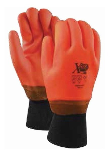 guantes pvc para cuarto frio
