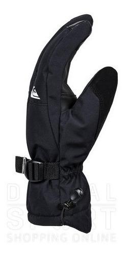 guantes quiksilver snow mission (no envios)