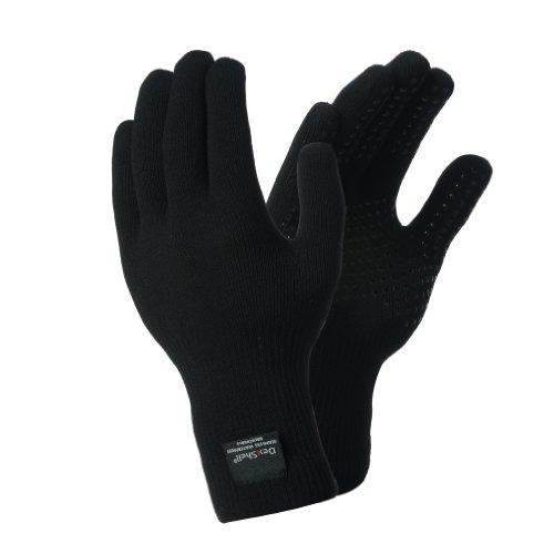 guantes respirables impermeables dexshell touchfit (medio)