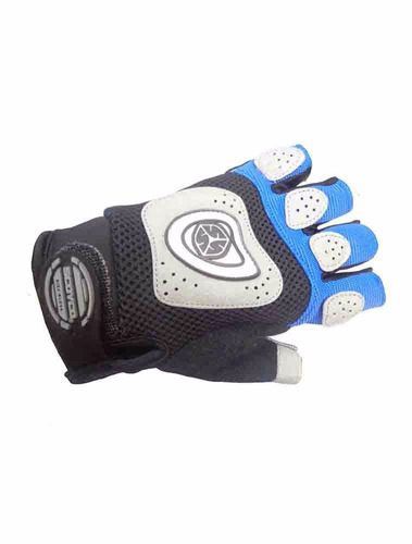 guantes scoyco medio dedo resisteste para ciclismo camping