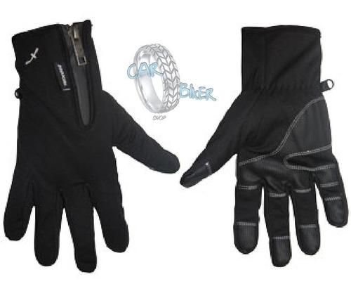 guantes semi-impermeables