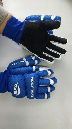 guantes sfa personalizados hockey .