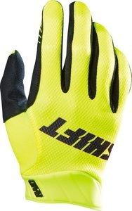guantes shift raid 2016 mx/offroad amarillo/negro xl